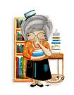 The Little Librarian by Karin Taylor