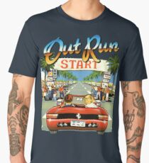 Outrun Men's Premium T-Shirt