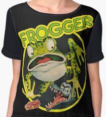 Frogger Women's Chiffon Top