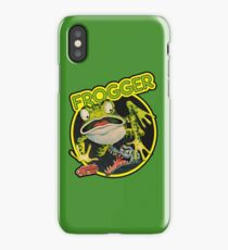 Frogger iPhone Case