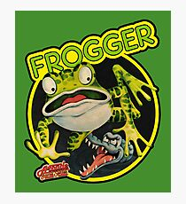Frogger Photographic Print