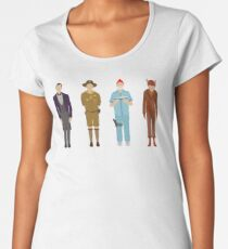 Wes Anderson Collection Women's Premium T-Shirt