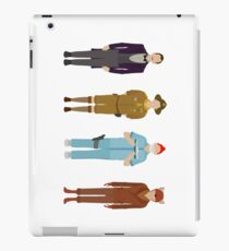 Wes Anderson Collection iPad Case/Skin