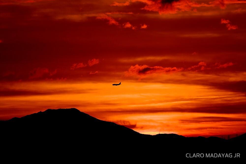 THROUGH THE FIRE by CLARO MADAYAG JR