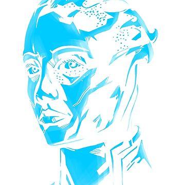 Liara T'soni - Mass Effect by MassiveTrout