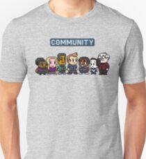 Camiseta ajustada Comunidad - 8Bit