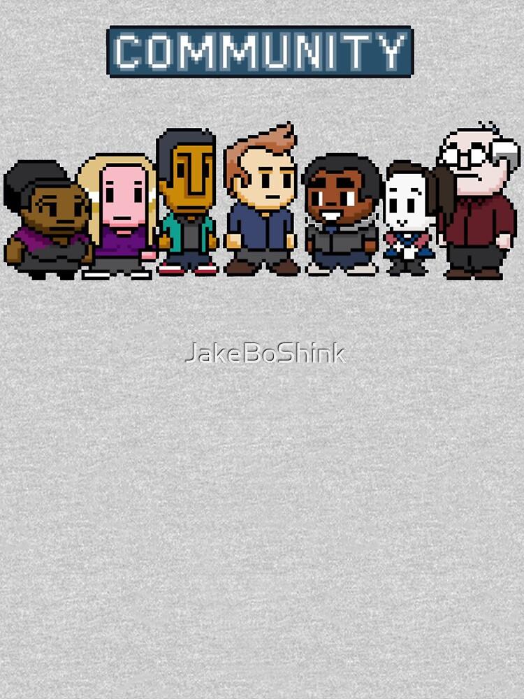Gemeinschaft - 8Bit von JakeBoShink