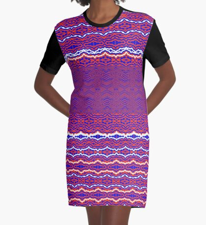 Date Night Movie Graphic T-Shirt Dress