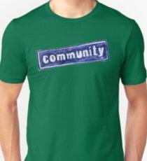 Community Logo Unisex T-Shirt