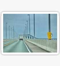 CONFEDERATION BRIDGE  Sticker
