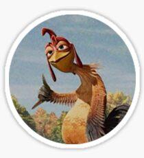Chicken Joe Sticker