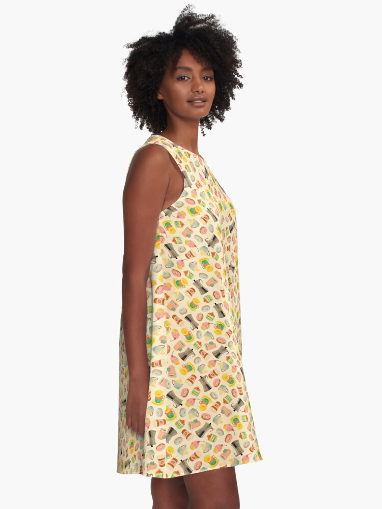 Alternate view of Sweet morning A-Line Dress