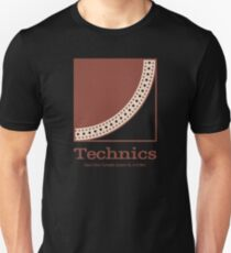 Technics. Deejay World T-Shirt