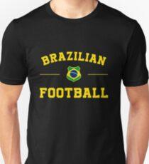 Brazil Football Shirt - Brazil Soccer Jersey Unisex T-Shirt