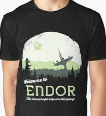 Welcome To Endor Graphic T-Shirt