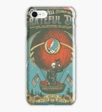 GD - Fare Thee Well (50 Years) iPhone Case/Skin