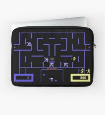 Wizards Of Wor Gameplay Laptop Sleeve