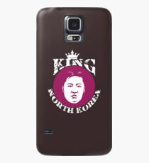 KIM - King in the NORTH KOREA Case/Skin for Samsung Galaxy
