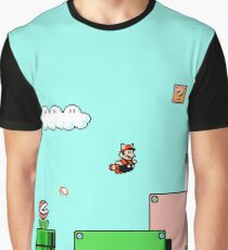 Super Mario Bros 3 Graphic T-Shirt