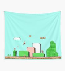 Super Mario Bros 3 Wall Tapestry