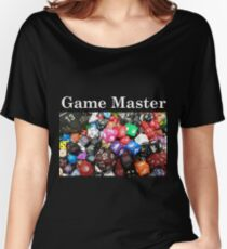 Gamemaster Dice Women's Relaxed Fit T-Shirt