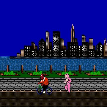 Punch Out Night Scene by idaspark