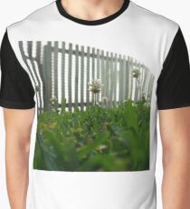 Clover and over. Graphic T-Shirt