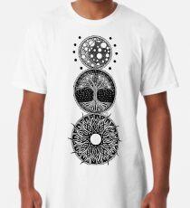 EP. Mond / Leben / Sonne Longshirt