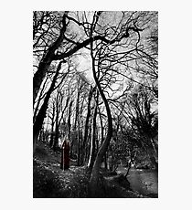 The Valley Of The Shadow Photographic Print
