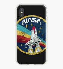 Nasa Vintage Colors V01 iPhone Case