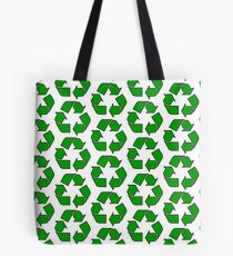 Recycle sign | Globetrotter Tote Bag