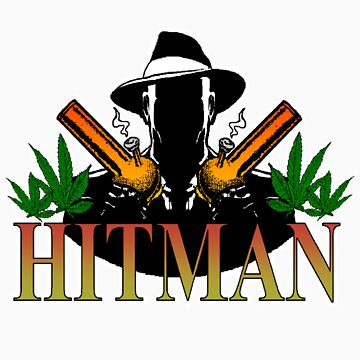 Hitman Shirt by calroofer
