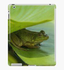 Bull Frog iPad Case/Skin