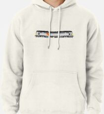 Class 47 Sector Livery loco Pullover Hoodie