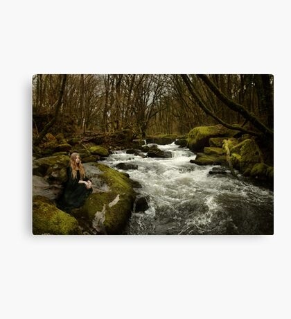 Song Of My Soul Canvas Print
