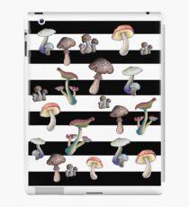Mushroom Explosion iPad-Hülle & Klebefolie