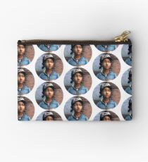 Clem and her jacket Zipper Pouch