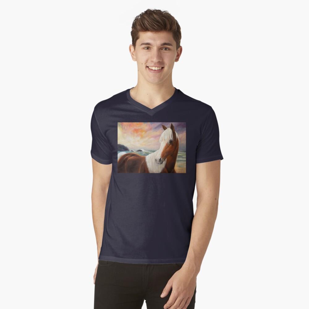 The Messenger of Good V-Neck T-Shirt
