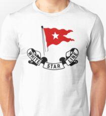 Titanic White Star Line T-Shirt