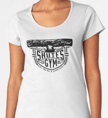 Shute's Gym Women's Premium T-Shirt