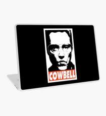 Cowbell Laptop Skin