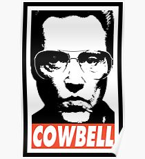 Cowbell Poster