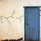 Blue Door by iamelmana