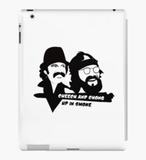 Cheech and Chong Up In Smoke hemp iPad Case/Skin