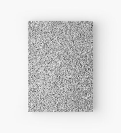Beautiful Silver glitter sparkles Hardcover Journal