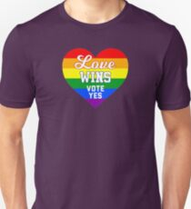 Vote Yes Australia  T-Shirt