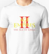 Age of Empires 2 Logo T-Shirt