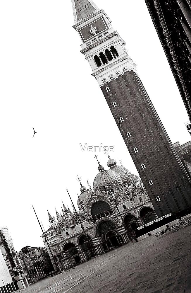St Marks Calm by Venice