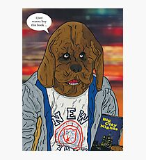 Daft Punk - Charles the Dog - Da Funk - Homework - Music - French Photographic Print
