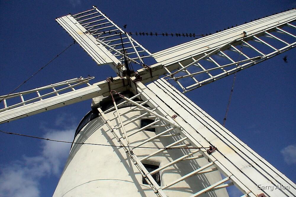 Ballycopeland Windmill by Gerry Allen